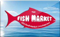 Sell The Fish Market Gift Card