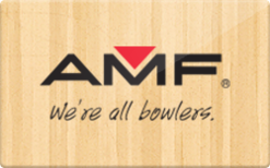 Buy AMF Bowling Centers Gift Card