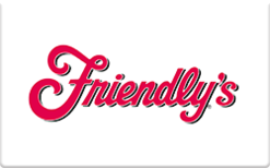 Buy Friendly's Gift Card