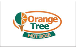 Buy Orange Tree Hot Dogs Gift Card