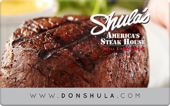 Sell Shula's Gift Card