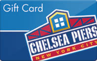Buy Chelsea Piers Gift Card