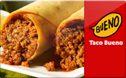 Sell Taco Bueno Gift Card