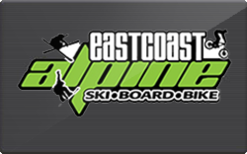 Buy East Coast Alpine Gift Card