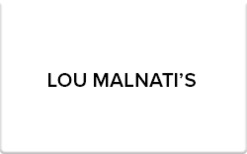 Sell Lou Malnati's Gift Card