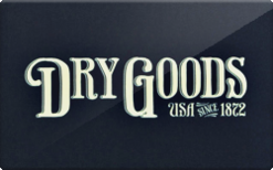 Sell Dry Goods Gift Card