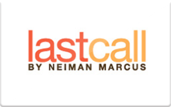 Sell Last Call Gift Card