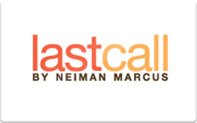 Buy Last Call Gift Card