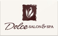 Buy Dolce Salon & Spa Gift Card