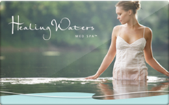 Sell Healing Waters Gift Card