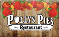 Buy Polly's Pies Gift Card