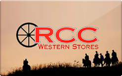 Sell RCC Western Store Gift Card