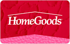 HomeGoods e-Gift Card 3.0% Off Free Shipping | $174.58, 10471667 ...