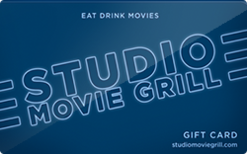 Sell Studio Movie Grill Gift Card