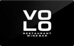 Sell Volo Restaurant Wine Bar Gift Card
