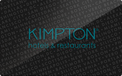 Sell Kimpton Hotels and Restaurants Gift Card