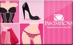 Sell Your Fascinations Gift Card