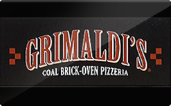 Sell Grimaldi's Pizza Gift Card
