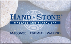 Sell Hand and Stone Gift Card