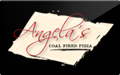 Sell Angela's Coal Fired Pizza Gift Card