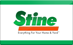Stine hardware gift card