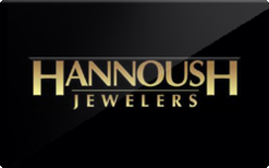 Buy Hannoush Jewelers Gift Card