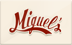 Sell Miguel's Gift Card