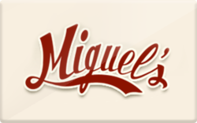 Buy Miguel's Gift Card
