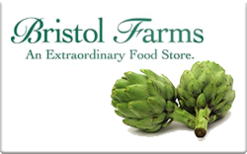 Buy Bristol Farms Gift Card