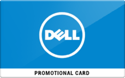 Buy Dell Promotional E Gift Cards | Raise