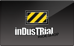 Sell Industrial Rideshop Gift Card