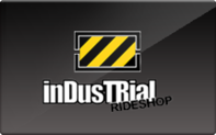 Buy Industrial Rideshop Gift Card