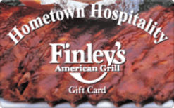 Sell Finley's American Grill Gift Card
