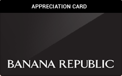 Sell Banana Republic Appreciation Gift Card