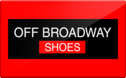 Sell Off Broadway Shoes Gift Card