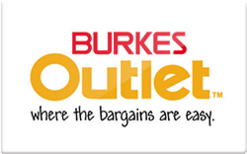 Sell Burkes Outlet Gift Card