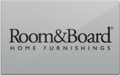 Sell Room & Board Gift Card