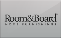 Buy Room & Board Gift Card