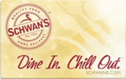 Sell Schwan's Gift Card