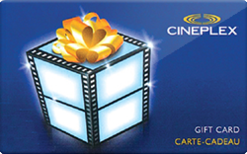 Buy Cineplex Gift Card