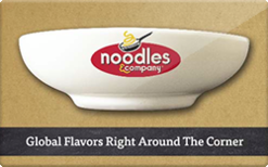 Noodles & Company Gift Card - Check Your Balance Online | Raise.com