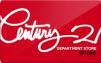 Buy Century 21 Gift Card