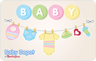 Buy Baby Depot Gift Card