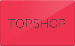 Buy Topshop Gift Card