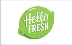 Buy HelloFresh Gift Card