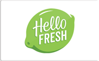 Buy HelloFresh Gift Card