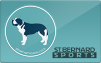 Buy St. Bernard Sports Gift Card
