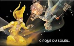 Sell Cirque du Soleil Gift Card