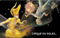 Buy Cirque du Soleil Gift Card