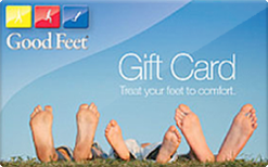 Sell Good Feet Gift Card